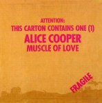 Alice Cooper - Muscle Of Love (1973)