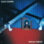 Alice Cooper - Special Forces (1981)