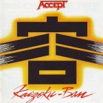 Accept - Kaizoku-Ban [Live In Japan] (Remastered) (1985)