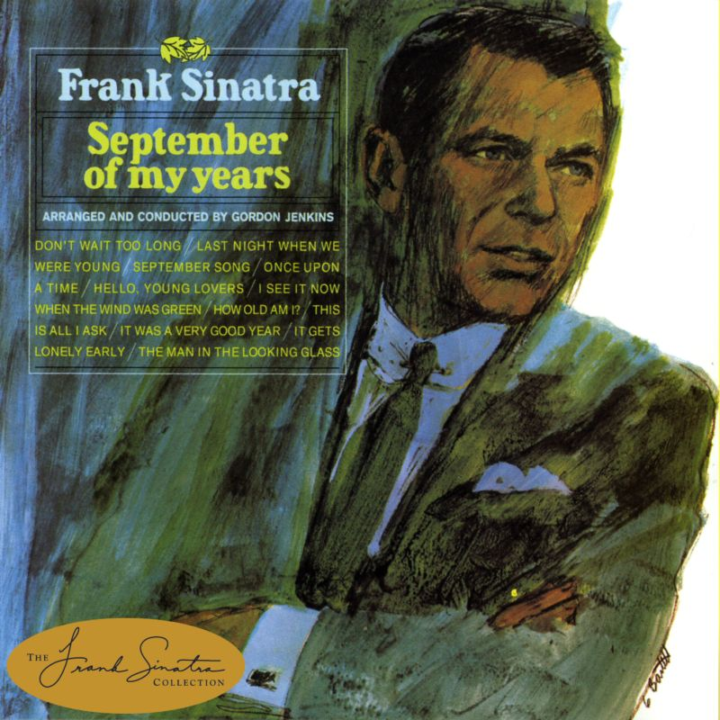 frank sinatra   september of my years