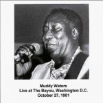 Muddy Waters - Live at The Bayou, Washington D.C (1981)